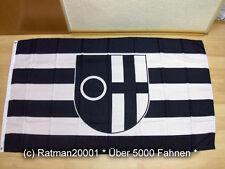 Fahnen Flagge Nordrhein Westfalen Datteln - 90 x 150 cm