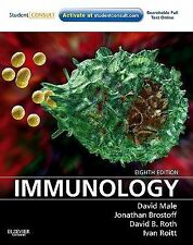 IMMUNOLOGY [9780323080583 - JONATHAN BROSTOFF, ET AL. DAVID MALE (PAPERBACK) NEW