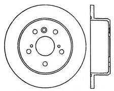 Disc Brake Rotor-High Performance Slotted Centric 126.44126SL