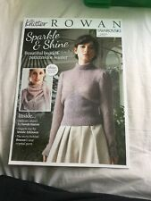 Swarovski Beaded Knitting Patterns - Shawl, Elegant Top