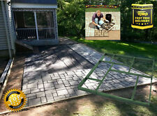 Pathmate Concrete Stepping Paving WalkWay Mould Paver Stone Mold Pavement Garden