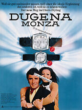 Dugena-Monza-1969-Reklame-Werbung-genuine Advertising-nl-Versandhandel
