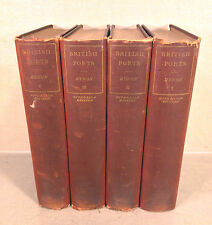 The Poetical Works of Lord Byron - Riverside Edition 1860 Vols 1, 2 3, and 5