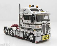 "Kenworth K200 Drake Truck Tractor - ""MEMBREYS"" - 1/50 - TWH #129A-01364"