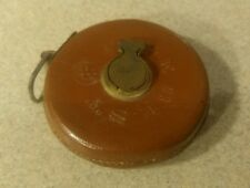Vintage WWII RETRACTABLE TAPE MEASURE