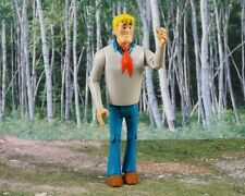 Cake Topper Scooby Doo Fred Jones Figurine Figure Toy Model DecorationK1136_B