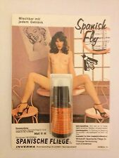 2 ORIGINAL SPANISH FLY FEMALE SEXUAL ENHANCEMENT LIQUID DROPS / ENJOY SEX