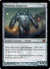 PLATINUM EMPERION Scars of Mirrodin MTG Artifact Creature — Golem MYTHIC RARE