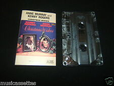 ANNE MURRAY AND KENNY ROGERS CHRISTMAS WISHES AUSTRALIAN CASSETTE TAPE