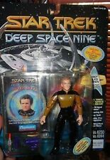 CHIEF MILES O'BRIEN STAR TREK DEEP SPACE 9 WITH SPACE CAP MOC FREE U.S. SHIPPING