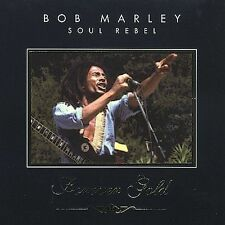 Soul Rebel [Forever Gold] by Bob Marley (CD, Apr-2007, St. Clair)