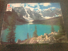Moraine Lake, Banff National Park, Alberta Canada 2000 pc 37 x 27 1978 MB Magnum
