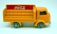 Matchbox RW 37A Coca Cola Truck orange 1. Version rare graue Plastikräder top