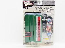 Lot 14234 Tech Deck dedos-skateboard World Industries nº 1 Starter-set nuevo embalaje original