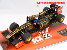 A10079 SCX/Scalextric  Lotus Renault F1 - Petrov - New & Boxed - A10079