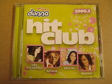 CD / HITCLUB 2008.3 - DONNA