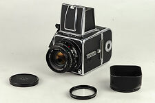 Hasselblad 500C/M Medium Format SLR Film Camera with 80 mm lens Kit (#74012)