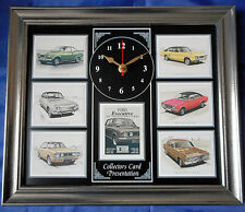 La ford executive series superbe collector cartes horloge murale