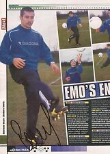 SHEFFIELD WEDNESDAY: EMERSON THOME SIGNED A4 (12x8) MAGAZINE PICTURE+COA