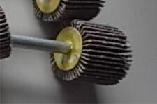 Schleifstifte Fächerschleifer 6mm Schaft 50mm Durchmesser Korn 60 ETFS-6x50x60