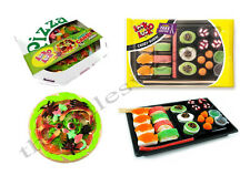 "Japanese Candy Sushi Kit 300g  + Giant  8""  435g Jungle Candy Bug Pizza Combo"