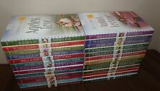 Lot of 26 Heartsong Presents Christian Inspired Romance Fiction Novels Books