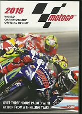 MOTOGP 2015 DVD WORLD CHAMPIONSHIP OFFICIAL REVIEW - OVER 3 HOURS OF ACTION