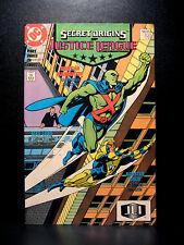 COMICS: DC: Secret Origins #35 (1980s), Martian Manhunter/Booster Gold/Max Lord
