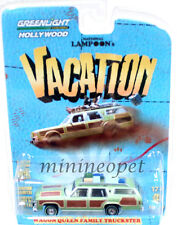 GREENLIGHT 44720 A NATIONAL LAMPOON'S VACATION WAGON QUEEN FAMILY TRUCKSTER 1/64