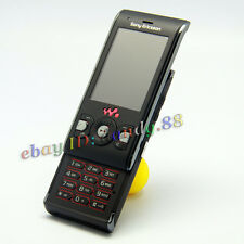 Sony Ericsson W595 Mobile Cell Phone 3G GSM Quadband Un-locked Refurbished Gift