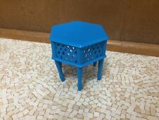 Barbie Doll Fashion Fever Modern Lattice End Table Living Room Furniture Decor