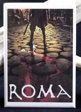 "Roma - 2"" X 3"" Fridge / Locker Magnet. Rome HBO"