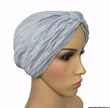 💗Cotton Turban hats underscarf cap hijab, lovely stretchy jersey material