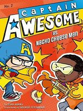 Captain Awesome vs. Nacho Cheese Man by Kirby, Stan