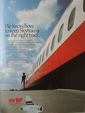 5/1973 PUB AIR BP MCDONNELL DOUGLAS DC-10 AIRLINER LAKER AIRWAYS ORIGINAL AD