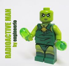 LEGO Custom --- Radioactive Man --- Marvel Superheroes spiderman ironman video