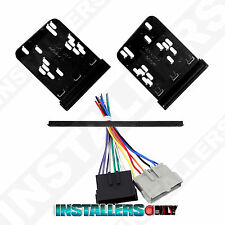 MAZDA B-SERIES CAR STEREO DOUBLE/2/D-DIN RADIO INSTALL DASH KIT W/ WIRES 95-5817