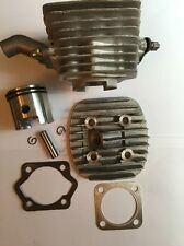 66/80cc Motorized Bicycle Engine parts COMPLETE top end Intake Cylinder Piston