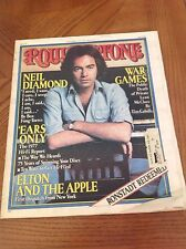 ROLLING STONE MAGAZINE ISSUE 222 FROM 1976  NEIL DIAMOND