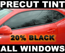 Ford Focus ZX3 00-07 PreCut Window Tint -Black 20% VLT AUTO FILM