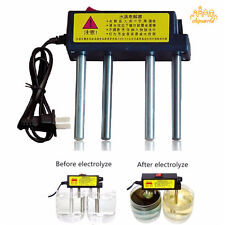 Electrolysis precipitator quick filtered water quality tester TDS 220V