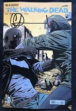 IMAGE COMICS THE WALKING DEAD #166 SIGNED BY CHARLIE ADLARD w/COA