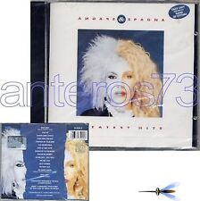 "SPAGNA ""GREATEST HITS"" RARO CD 1993 ITALO - SIGILLATO"