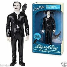 "Edgar Allan Poe 5"" Action Figure! New in Box with Raven!"
