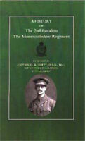 History of the 2nd Battalion the Monmouthshire Regiment by G.A. Brett...