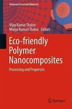 Advanced Structured Materials: Eco-Friendly Polymer Nanocomposites :...