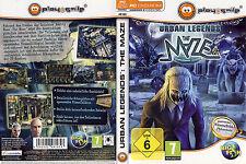 Urban Legends: The Maze * Wimmelbild-Spiel * (PC, 2013, DVD-Box)