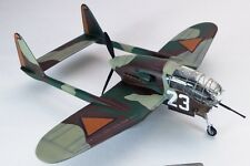 S-21 De Schelde Dutch Fighter Airplane Wood Model Replica Small Free Shipping