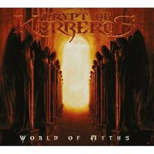 CRYPT OF KERBEROS - World Of Myths  [Re-Release] DIGI