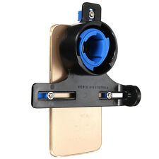 Microscope Telescope Universal Interface Bracket Holder Mount for Mobile Phone